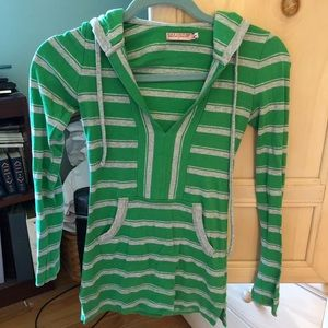 Juicy Couture Striped Tunic